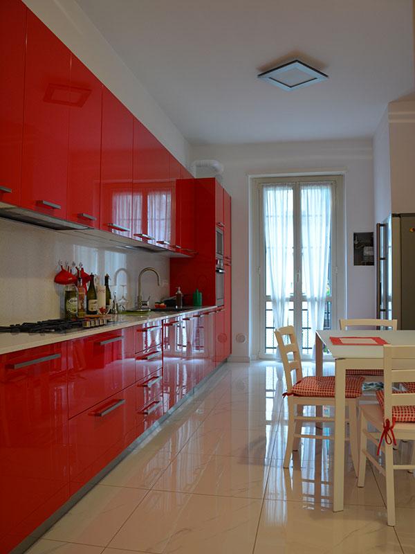 Arcolinea - Ristrutturazione appartamento - dopo
