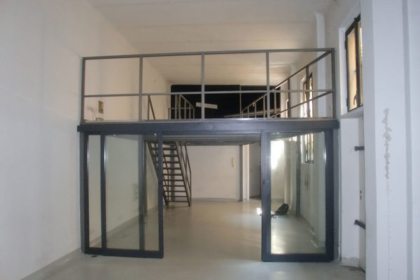 Arcolinea - Loft Milano - cantiere
