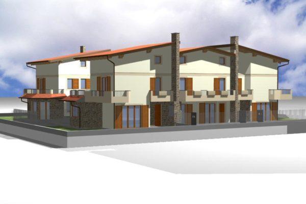 Arcolinea - Trezzano sul naviglio - Condominio ville indipendenti