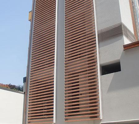 Arcolinea - Milano Via Lambrate - Palazzina residenziale