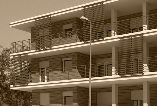 Una sostituzione edilizia perfettamente integrata