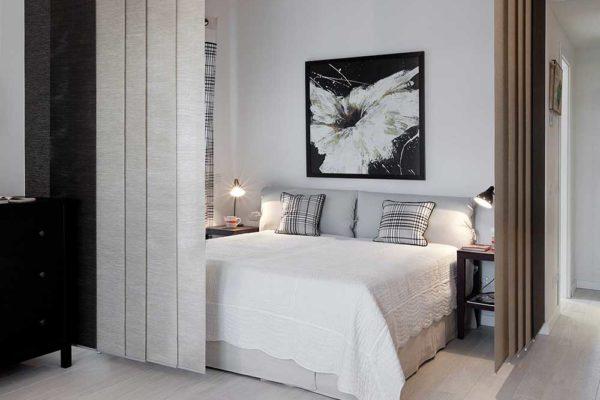 Arcolinea - Milano Via Don Minzoni - camera da letto