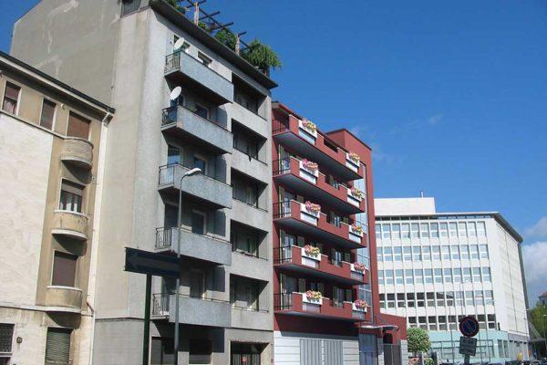 Arcolinea - Palazzina residenziale Milano