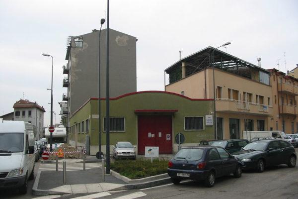 Arcolinea - Palazzina residenziale Milano - prima