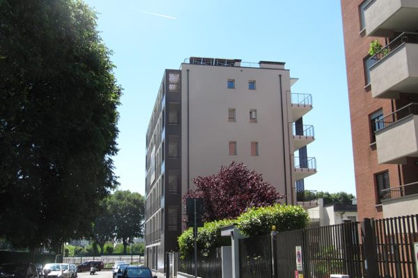 Arcolinea - Appartamenti Milano Via Ussi