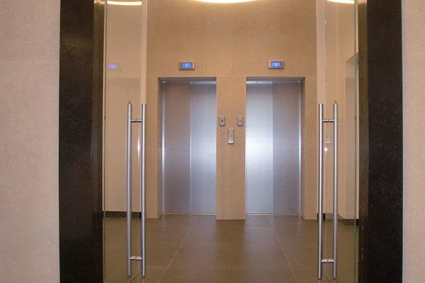 Arcolinea - Ristrutturazione ingresso Milano