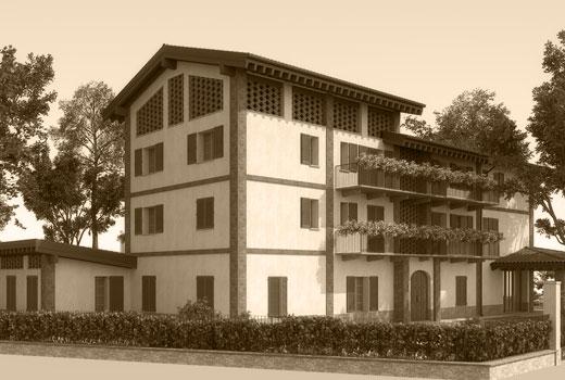 Riqualificazione di un quartiere storico di Milano